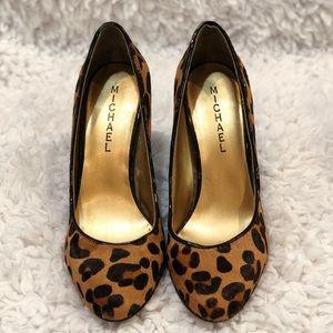 Shoes - Cheetah Fur pump